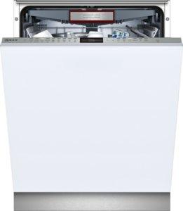 Вградена миялна машина NEFF S516T80X1E , 14 , 8 бр, А+++/А/А измиване/сушене